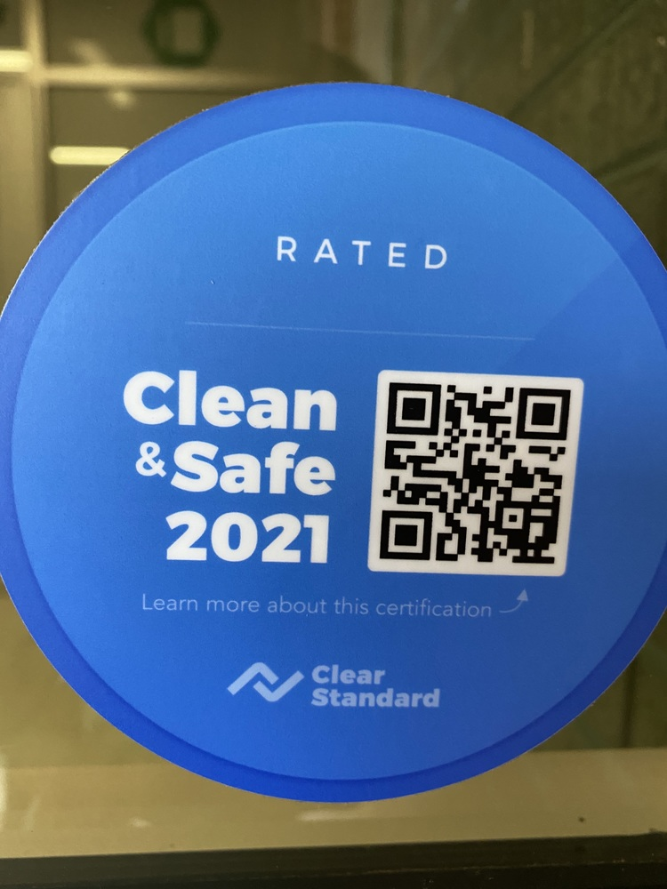 Clean and Safe Certification