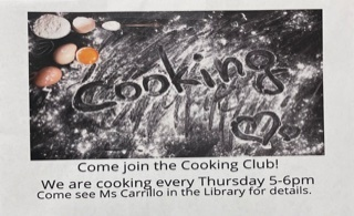 Cooking Club Picture